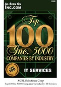2015 – XCEL Corp in Top 100 Diversity Owned Business