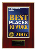 2007-XCEL Solutions Corp Selected For Best Places To Work