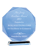 2013-XCEL Solutions Corp Selected For Excellence Award in Commerce