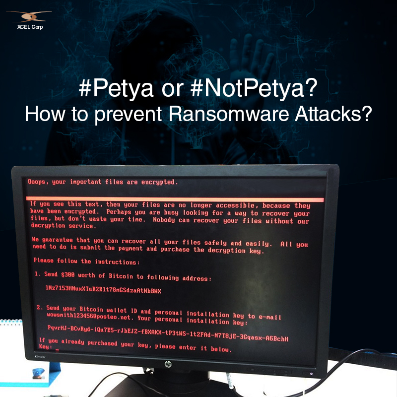 How is the latest ransomware attack compromise network security?