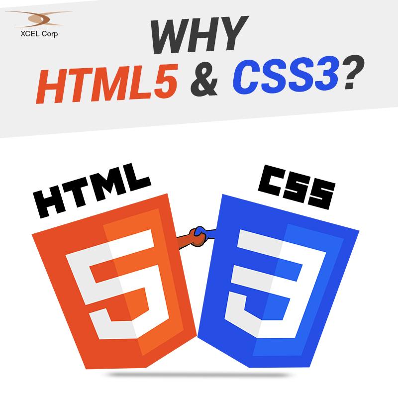 What makes HTML5 & CSS3 so popular, Jit Goel, XCEL Corp Jit Goel