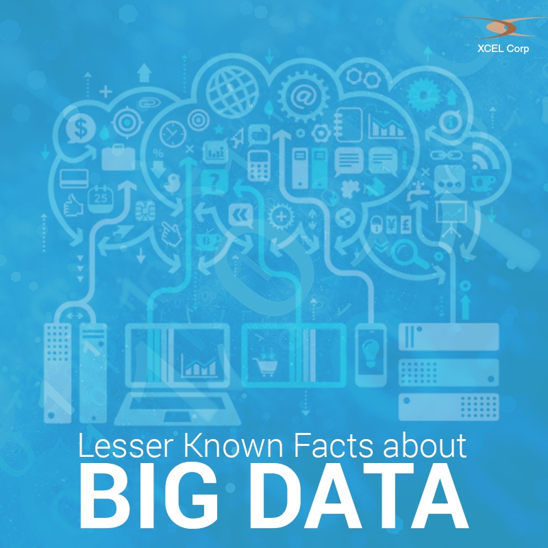 Big Data facts you didn't know