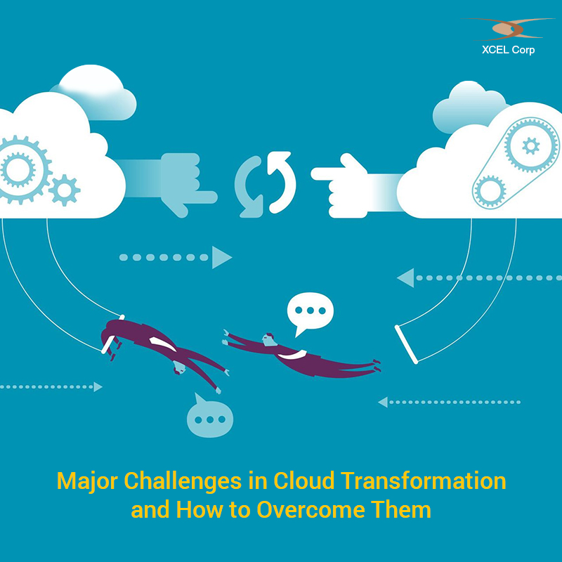 Challenges in Cloud Transformation, Jit Goel, XCCEL Corp Jit Goel