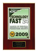 2009-XCEL Solutions Corp Selected For Technology Fast 24