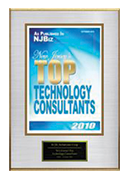 2010-XCEL Solutions Corp Selected For New Jersey's Top Technology Consultants