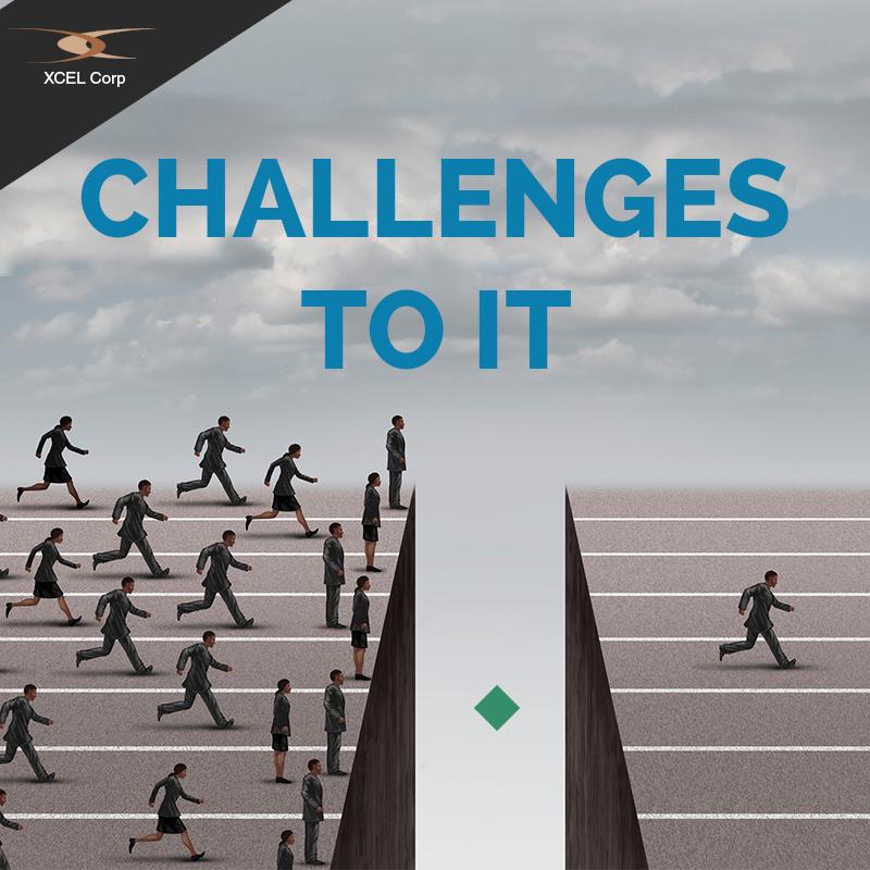 Top 5 Challenges to IT today, Jit Goel, XCEL Corp Jit Goel