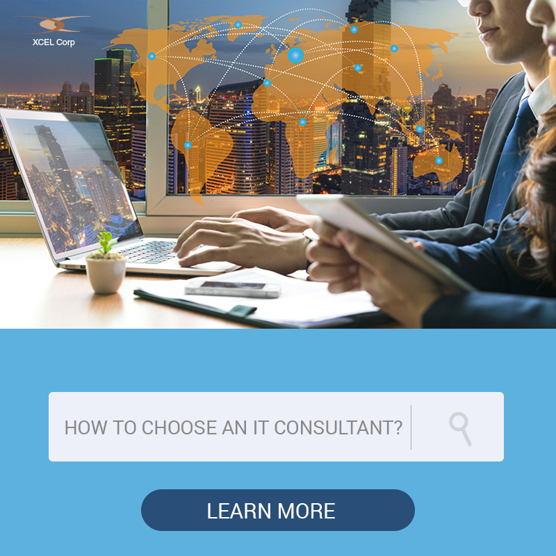 How-To-Choose-an-IT-Consultant, Jit Goel, XCEL Corp Jit Goel