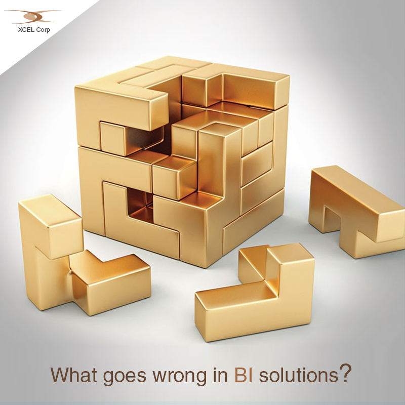 How do you avoid frequently made mistakes in Business Intelligence Solutions?, Jit Goel, XCCEL Corp Jit Goel