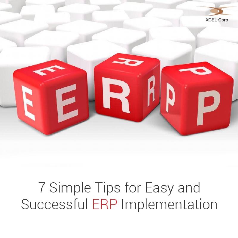 ERP Implementations, Jit Goel, XCEL Corp Jit Goel