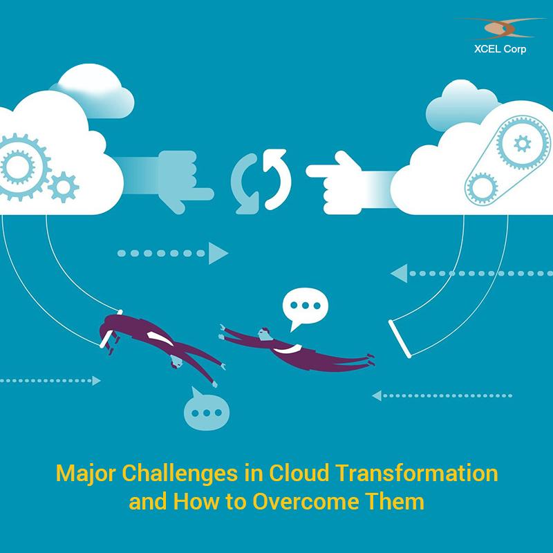 Challenges in Cloud Transformation, Jit Goel, XCCEL Corp Jit Goel