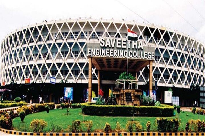 Saveetha Engineering College.