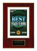 2008-XCEL Solutions Corp Selected For Best Places To Work In New Jersey